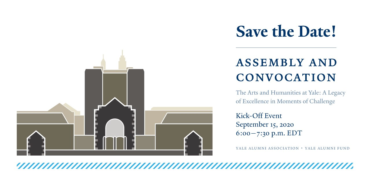 2020 Assembly and Convocation - Save the Date