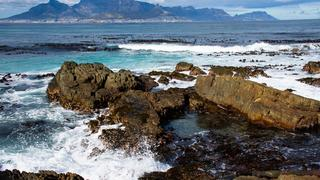Photo of Robben Island in South Africa