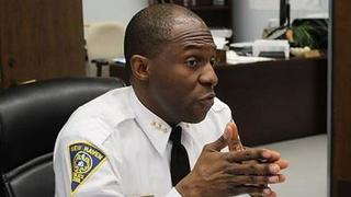 New Haven Police Chief Anthony Campbell '95, '09 MDiv