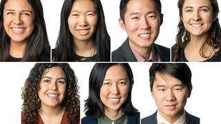 Four current Yale students and three Yale College graduates are among the 30 individuals selected to receive The Paul & Daisy Soros Fellowships for New Americans, a graduate school program for immigrants and children of immigrants.