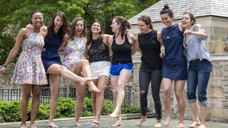 Alumnae celebrate during 2019 Yale College Reunions