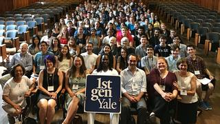 "Alumni and friends returned to campus July 20 for the ""Navigating Yale and Beyond: Alumni Perspectives"" event."