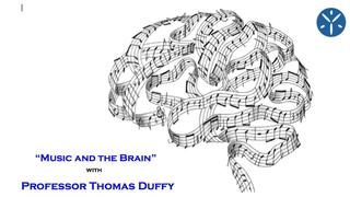 "Yale Club of Cape Code 3rd Annual Redpath Luncheon: ""Music and the Brain"" with Prof. Thomas Duffy"