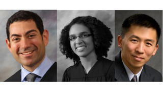 October 30th Speaker Series with CA Supreme Court Justices
