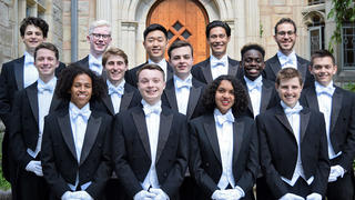The Yale Whiffenpoofs 2020