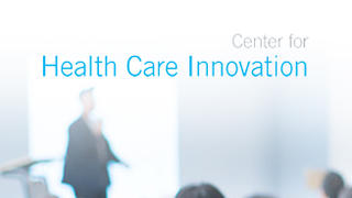 YNHHS Center for Health Care Innovation HealthTech Forum