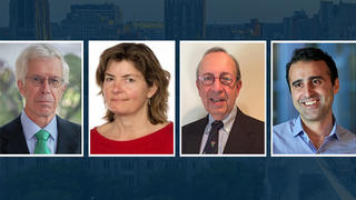 The 2019 recipients of the Yale Alumni Fund Chairman's Award