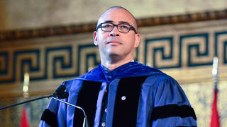 Jonathan Holloway '95 PhD