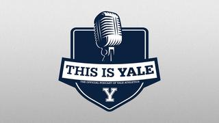 The official logo of the Yale Athletics podcast