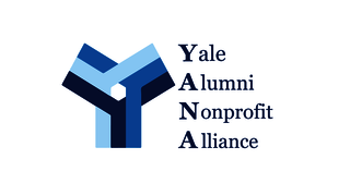 Logo for Yale Alumni Nonprofit Alliance