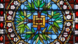 Battell Chapel Stained Glass