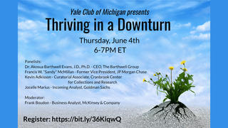 Yale Club of Michigan: Thriving in the Downturn