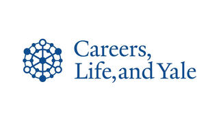 Careers, Life, and Yale logo