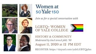 One in Four: LGBTQ+ Women of Yale College — History and Community