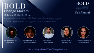 BOLD Change Makers