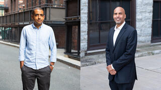 Isaiah Andrews '09 and Damien Fair '01 MMSc were named 2020 MacArthur fellows