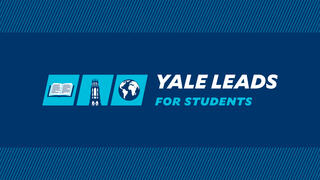 Yale Leads for Students participation challenge graphic