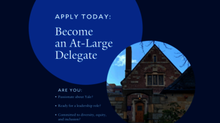 YAA At-Large Delegate Promotional Poster