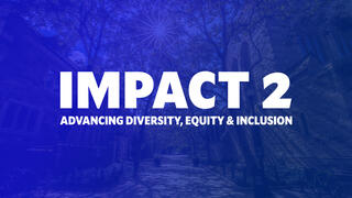 Graphic for IMPACT 2 conference, set for March 2021