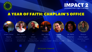 IMPACT 2: A Year of Faith: Chaplain's Office