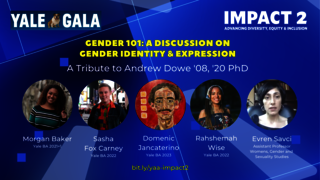 IMPACT 2: Gender 101: A Discussion on Gender Identity & Expression