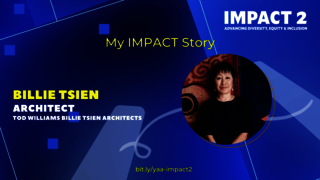 IMPACT 2: Billie Tsien '71, Architect, Tod Williams Billie Tsien Architects