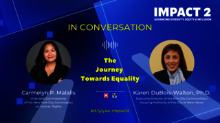 The Journey Towards Equality, with Carmelyn Malalis & Karen DuBois