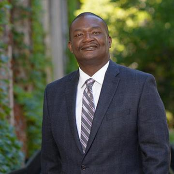 Kerwin Charles, dean of the Yale School of Management